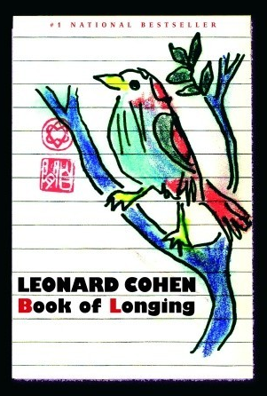 Book of Longing by Leonard Cohen