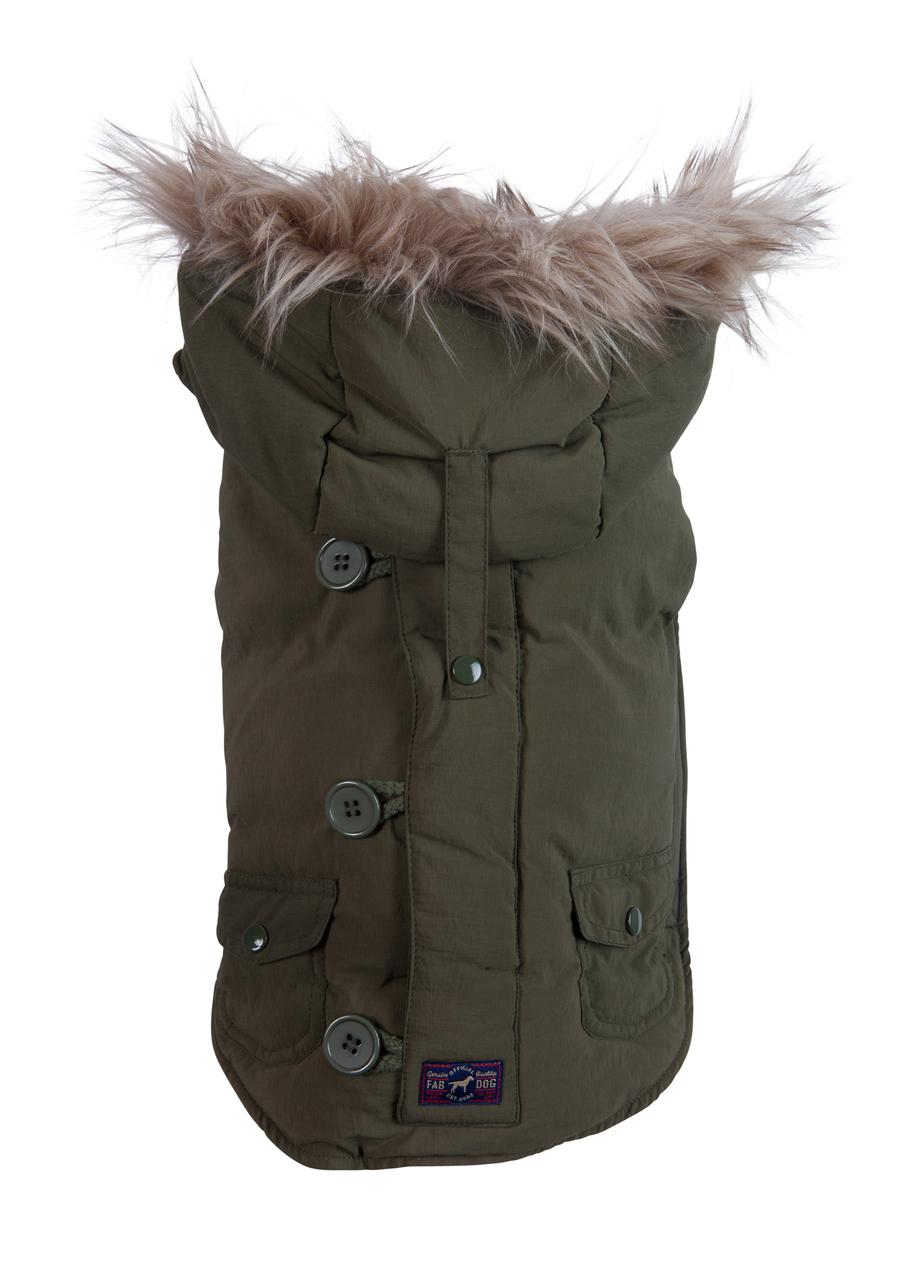 Snorkel Jacket Olive; $65
