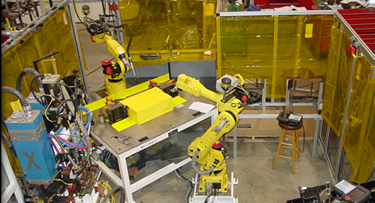 Robots - Motorman authorized integratorFauna authorized integrator