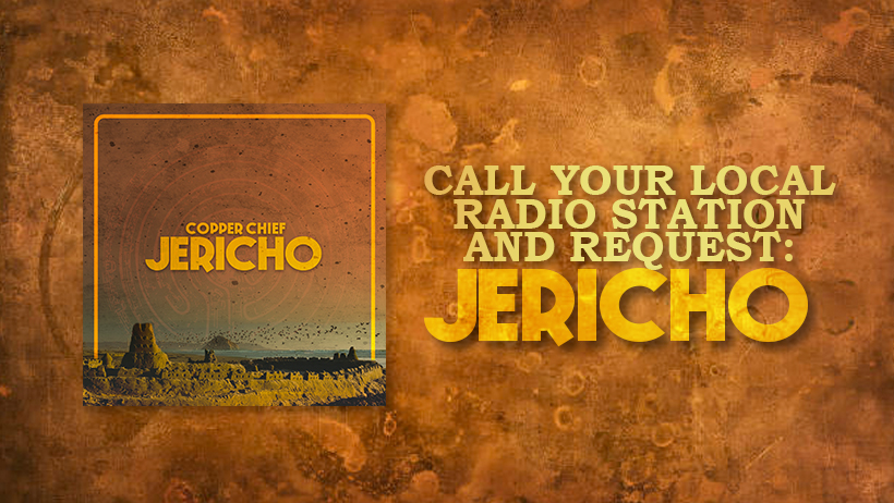 "Our first single from the album, ""Jericho"", is now available to radio all over Texas and Oklahoma. Call your local radio station and request today! Let's take this baby to the top! We love y'all! #spreadthelove #hailtothechief"