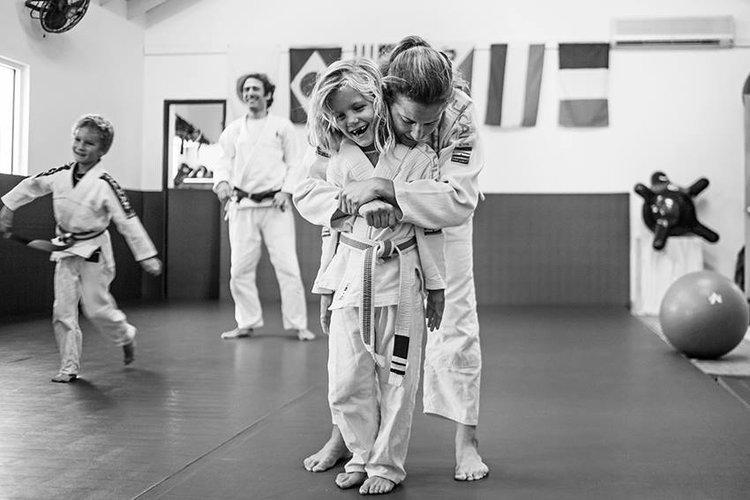 Kids Brazilian Jiu Jitsu — SXM BJJ