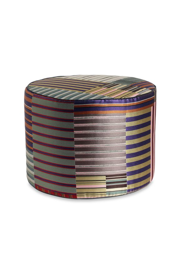 WINSLOW CYLINDER POUF 16 x 12 in $ 823  Order Now