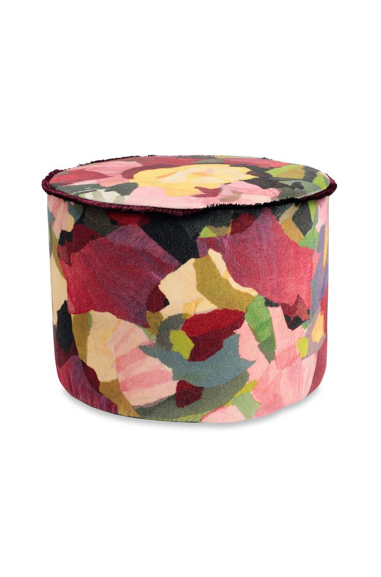 WIGHT CYLINDER POUF  16 X 12 in $ 622   Order Now