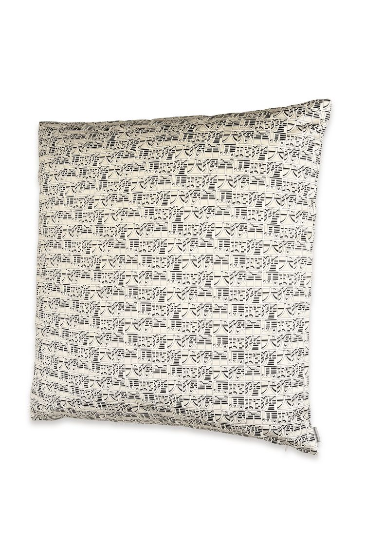 IDEOGRAMMA CUSHION  24 X 24 in $ 490   Order Now
