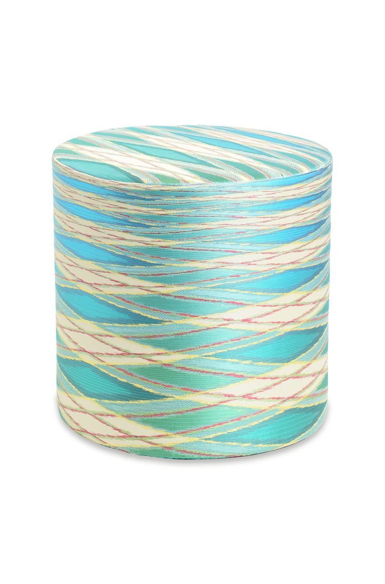 VULCANO CYLINDER POUF  18 X 18 in $ 1,189   Order Now