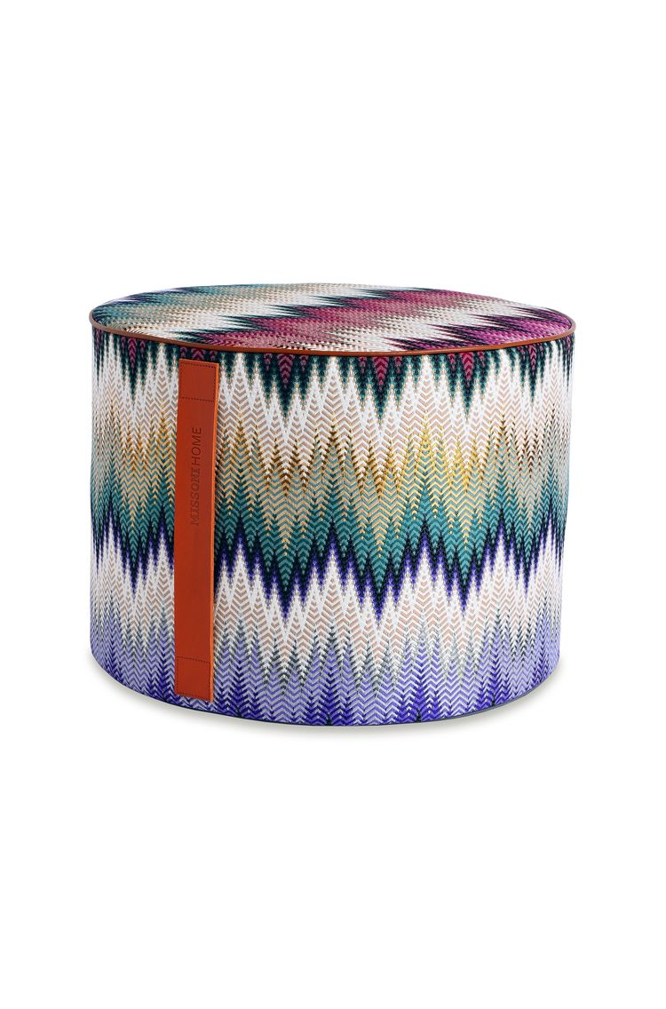 PHRAE CYLINDER POUF  16 X 12 in $ 801  Order Now