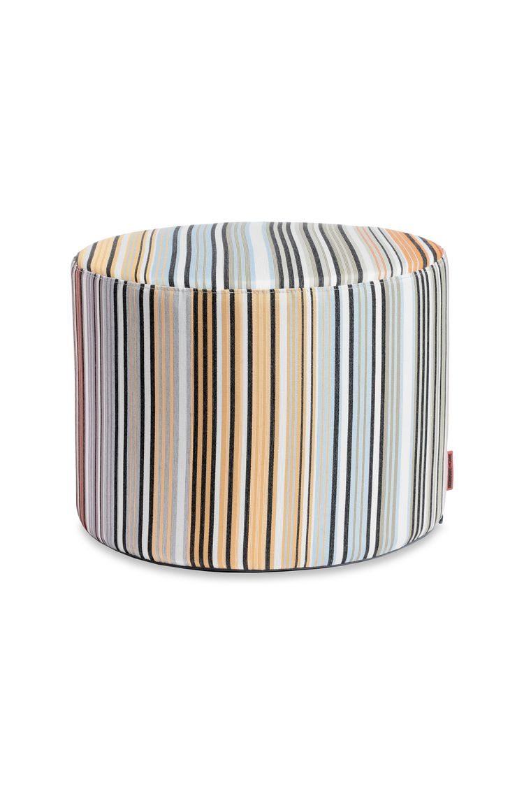 WINDHOEK CYLINDER POUF  16 x 12 in $ 585  Order Now