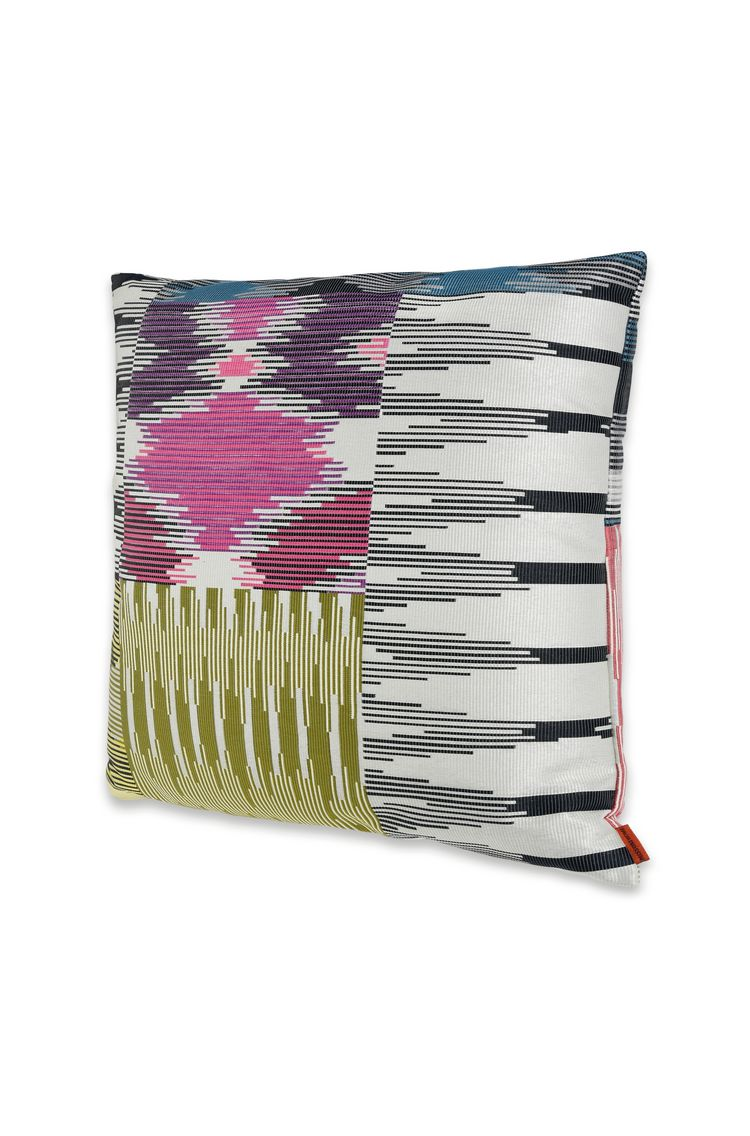 PATCH CUSHION  16 X 16 in $ 290  Order Now