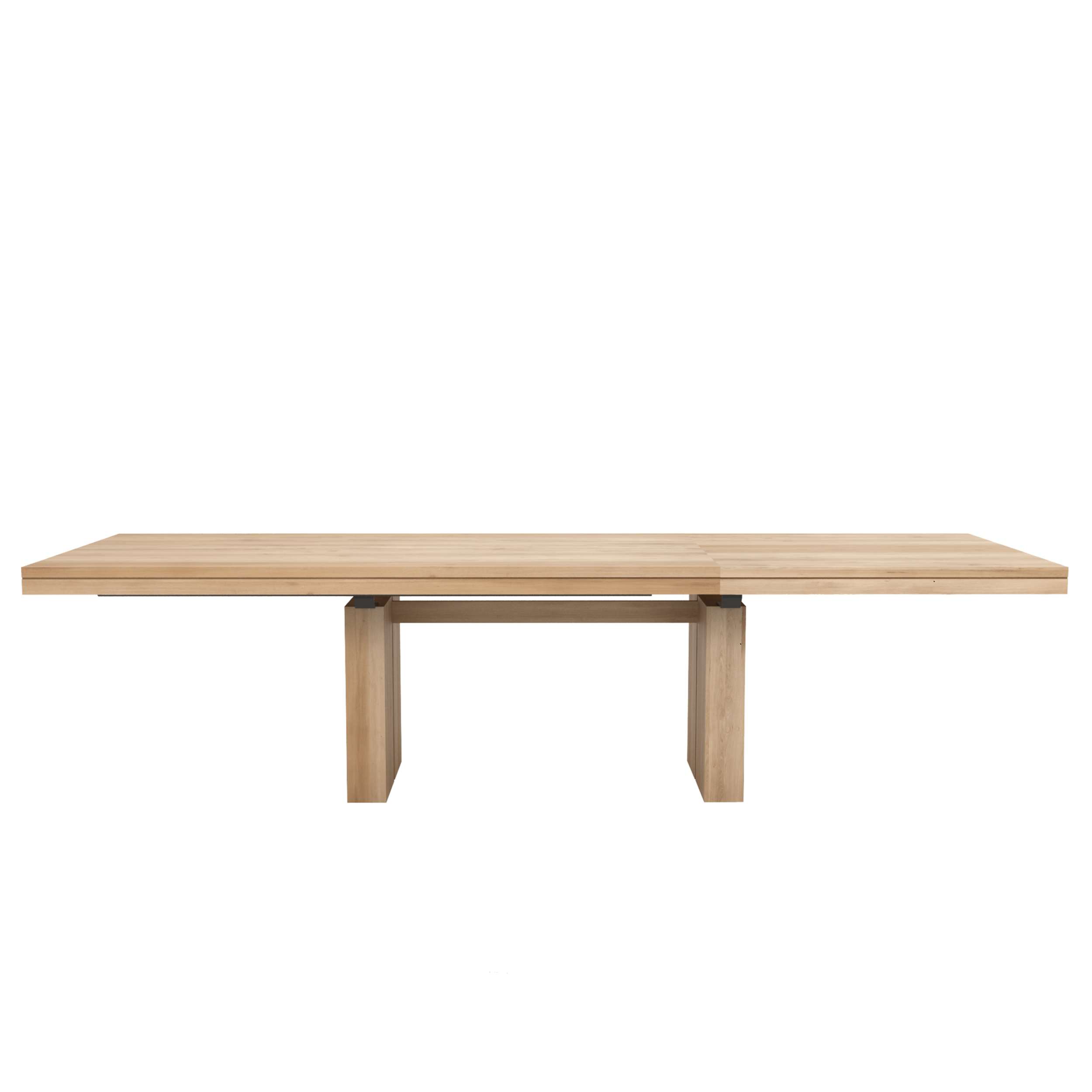 52066 Double extendable dining table - Oak.jpg.png
