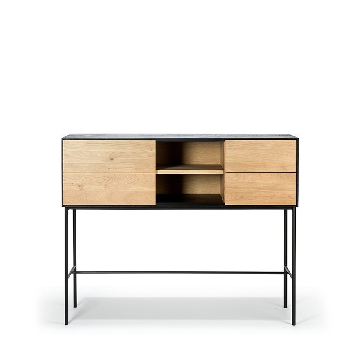 TGE-051480-Oak-Blackbird-Console-high-1-sliding-door-2-drawers-133x41x107_f-1.jpg