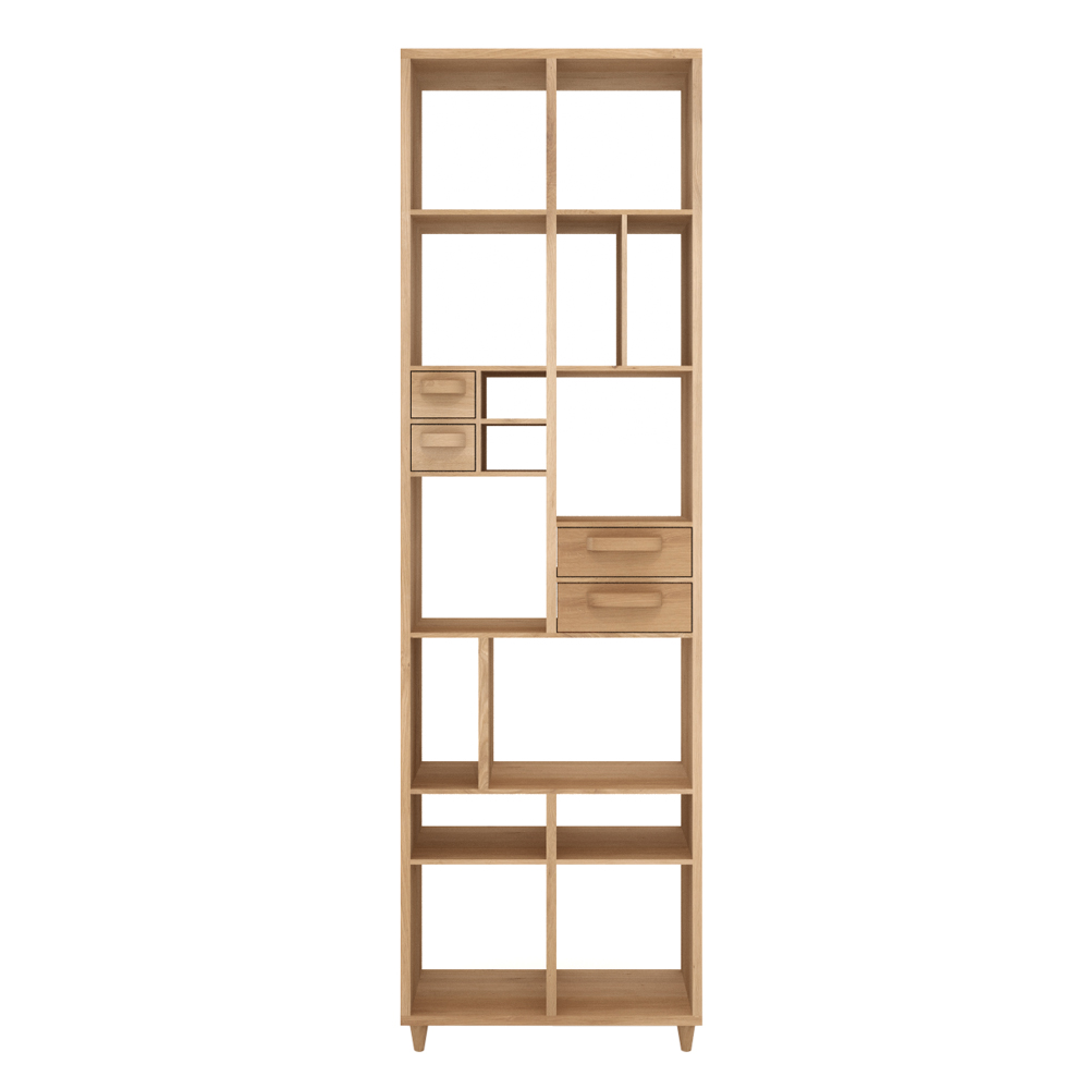 45016-Oak-Marius-pirouette-bookrack-4-drawers.jpg
