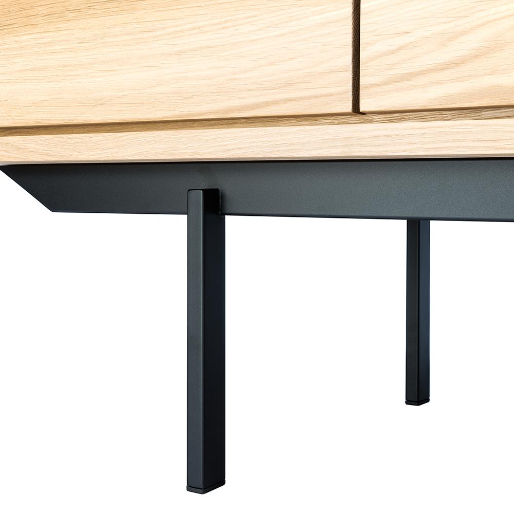 TGE-051386-Oak-Shadow-sideboard-3-opening-doors-3-drawers-black-metal-legs-224x45x80_det1.jpg
