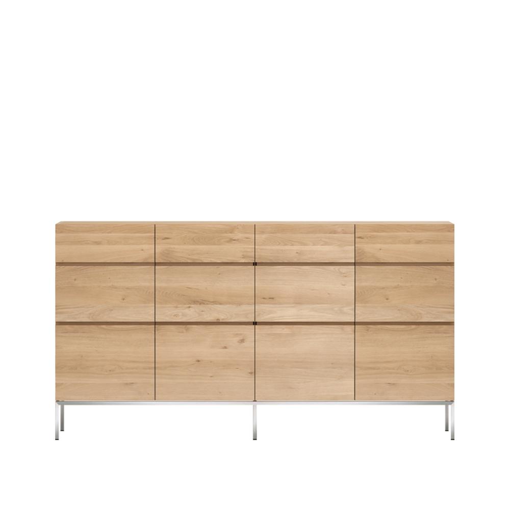 TGE-050953-Oak-Ligna-sideboard-high-4-opening-doors-220x45x120.jpg