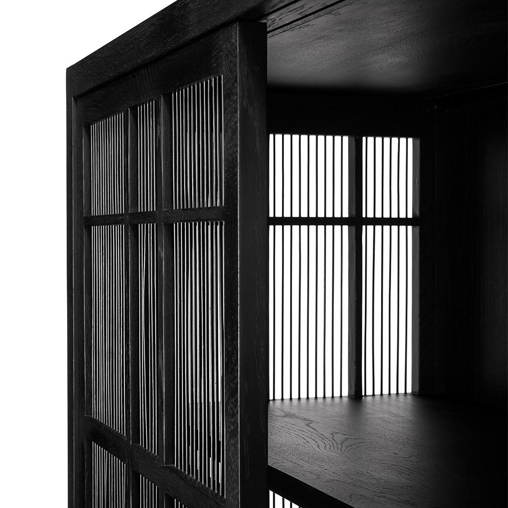 TGA-012346-Oak-Burung-cupboard-high-4-doors-bamboo-spikes-201x45x172_det.jpg