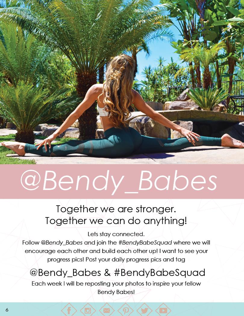 Bendy Babes Pic