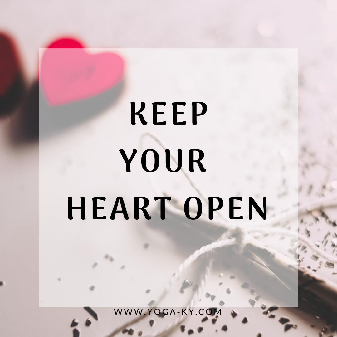 heart open mantra