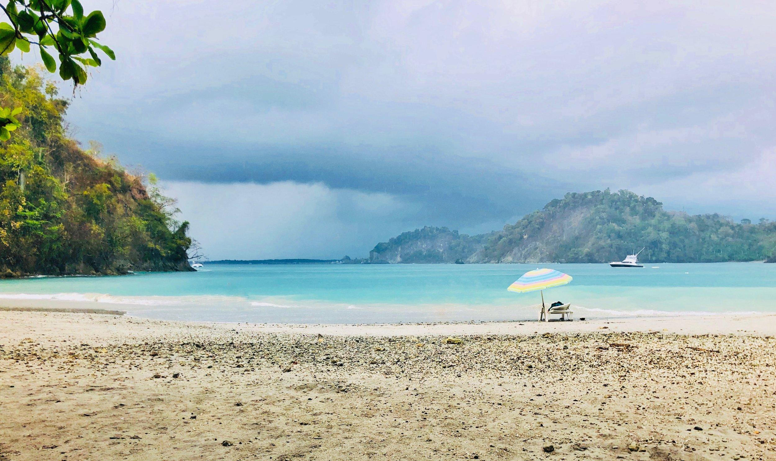 Hidden Beach Costa Rica