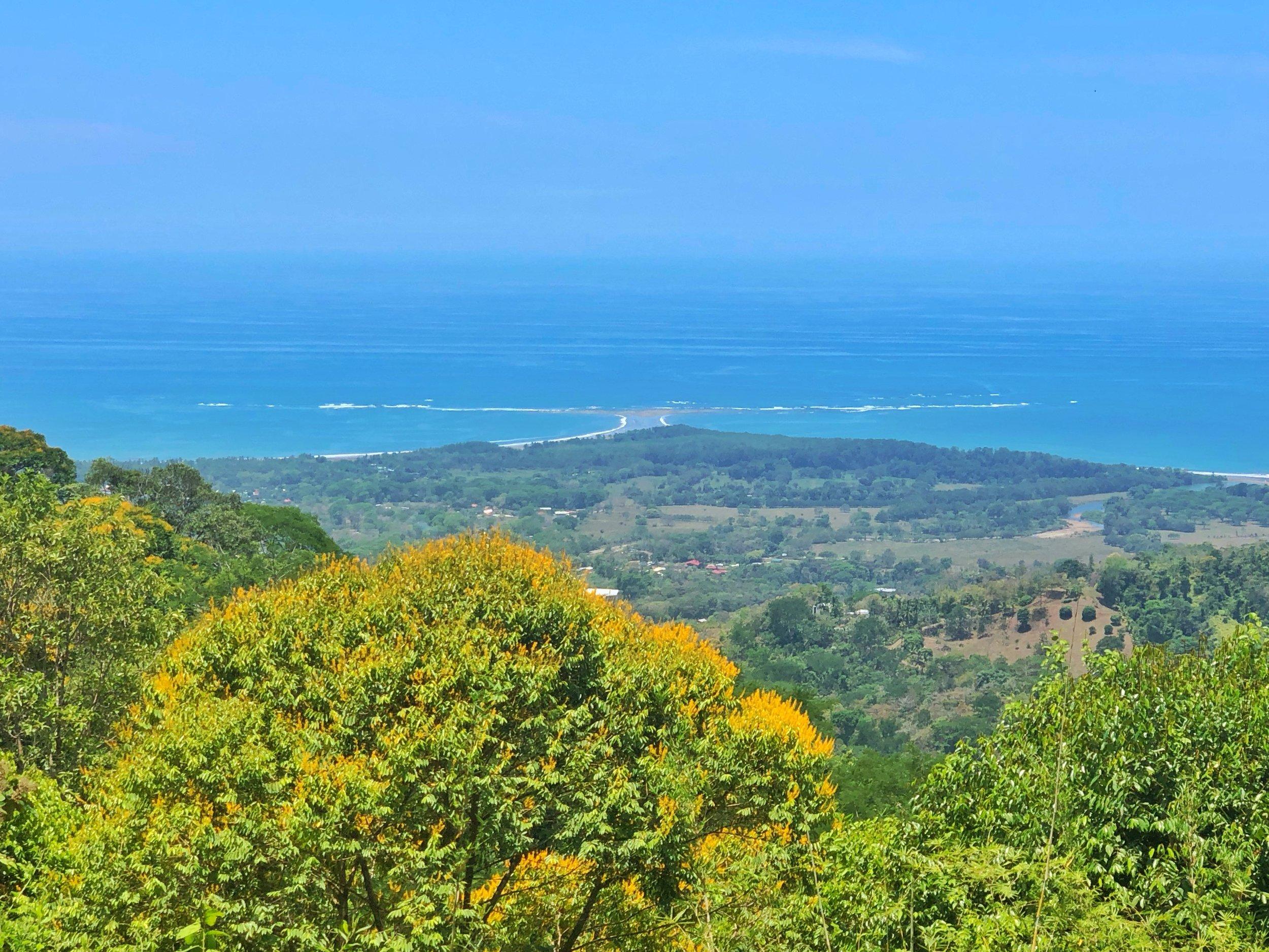 Whales Tail Costa Rica: Vista Celestial