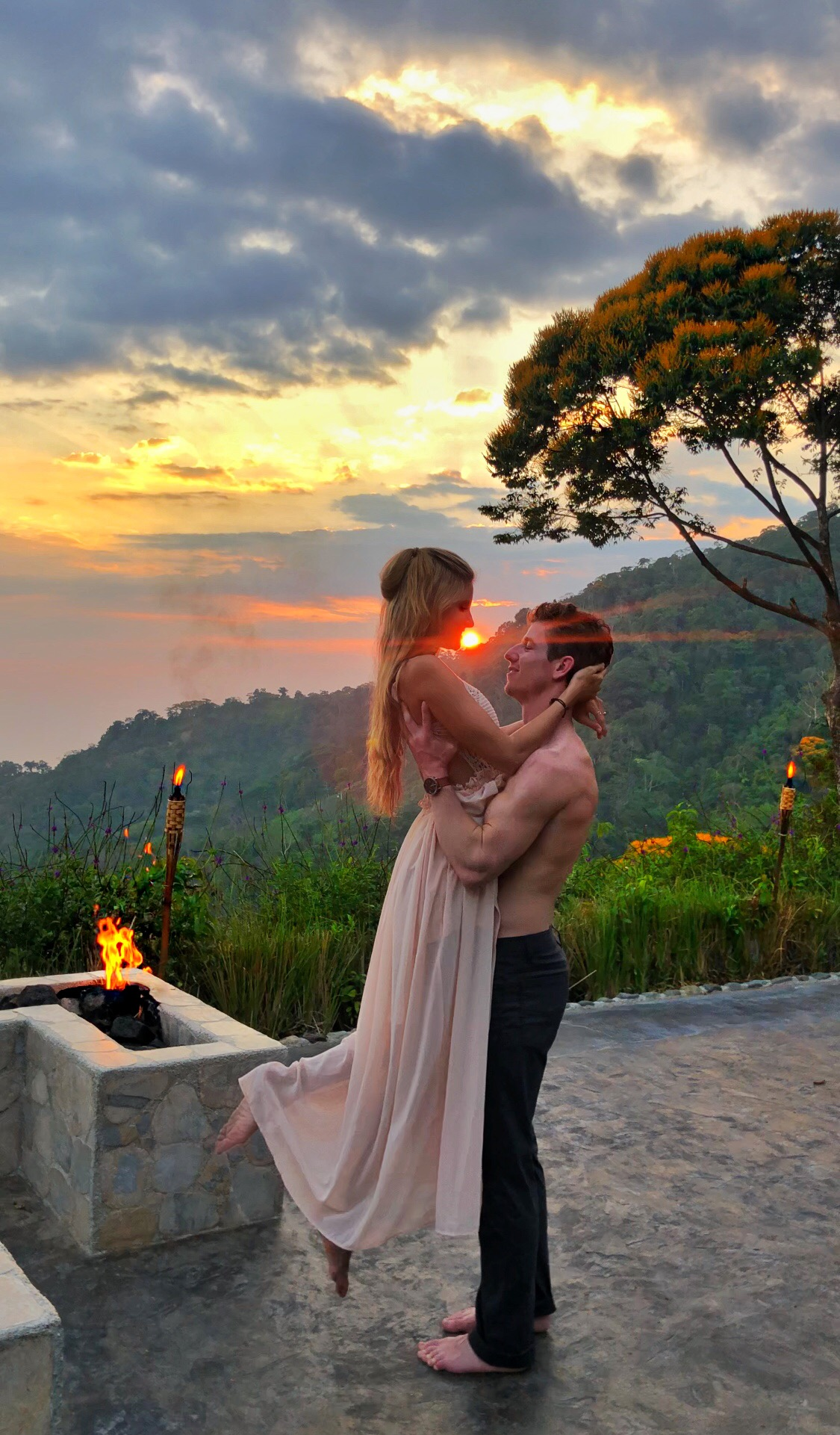 Couple Goals Costa Rica: Vista Celestial