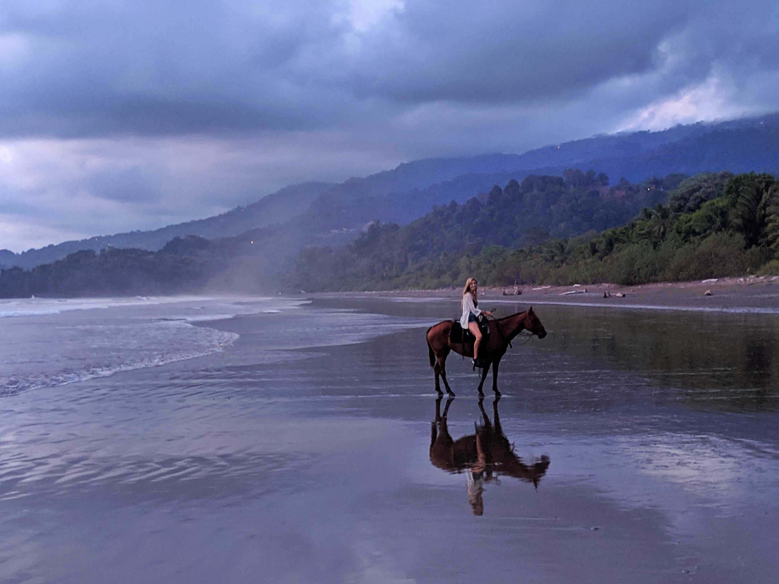 Horseback Riding Costa Rica: Vista Celestial