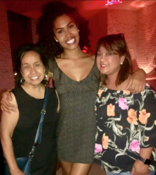 Cristina DC Pastor, Leyna Bloom, Grace Labaguis / Photo courtesy of Cristina DC Pastor