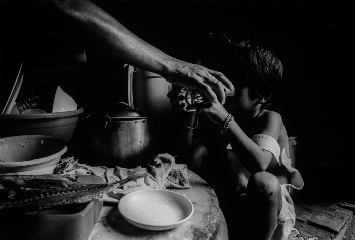 "Photo from Alan Dejecacion's,  ""From the Archives: Street Life - The Plight of Manila's Street Children, 1990-1992"""