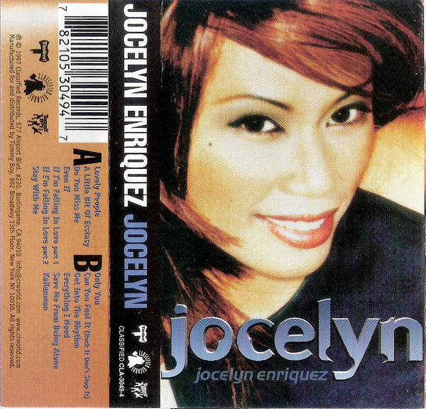 Jocelyn's second studio album, Tommy Boy Records, 1997