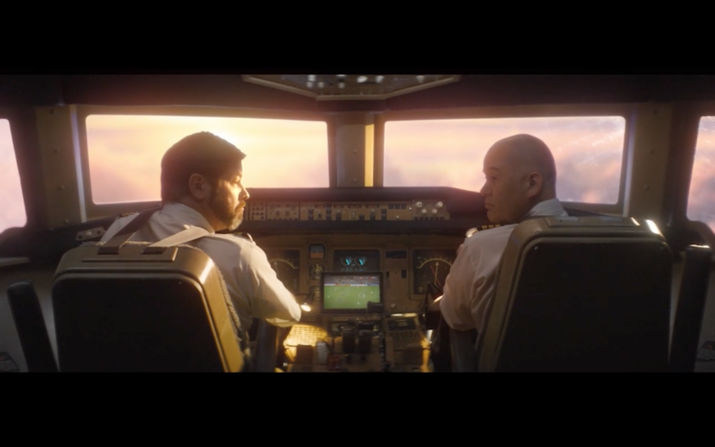 World Cup: Pilots