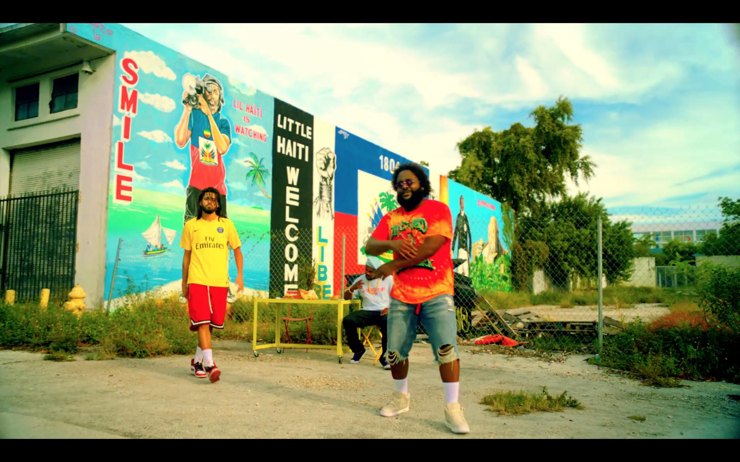 Bas: Tribe feat. J Cole