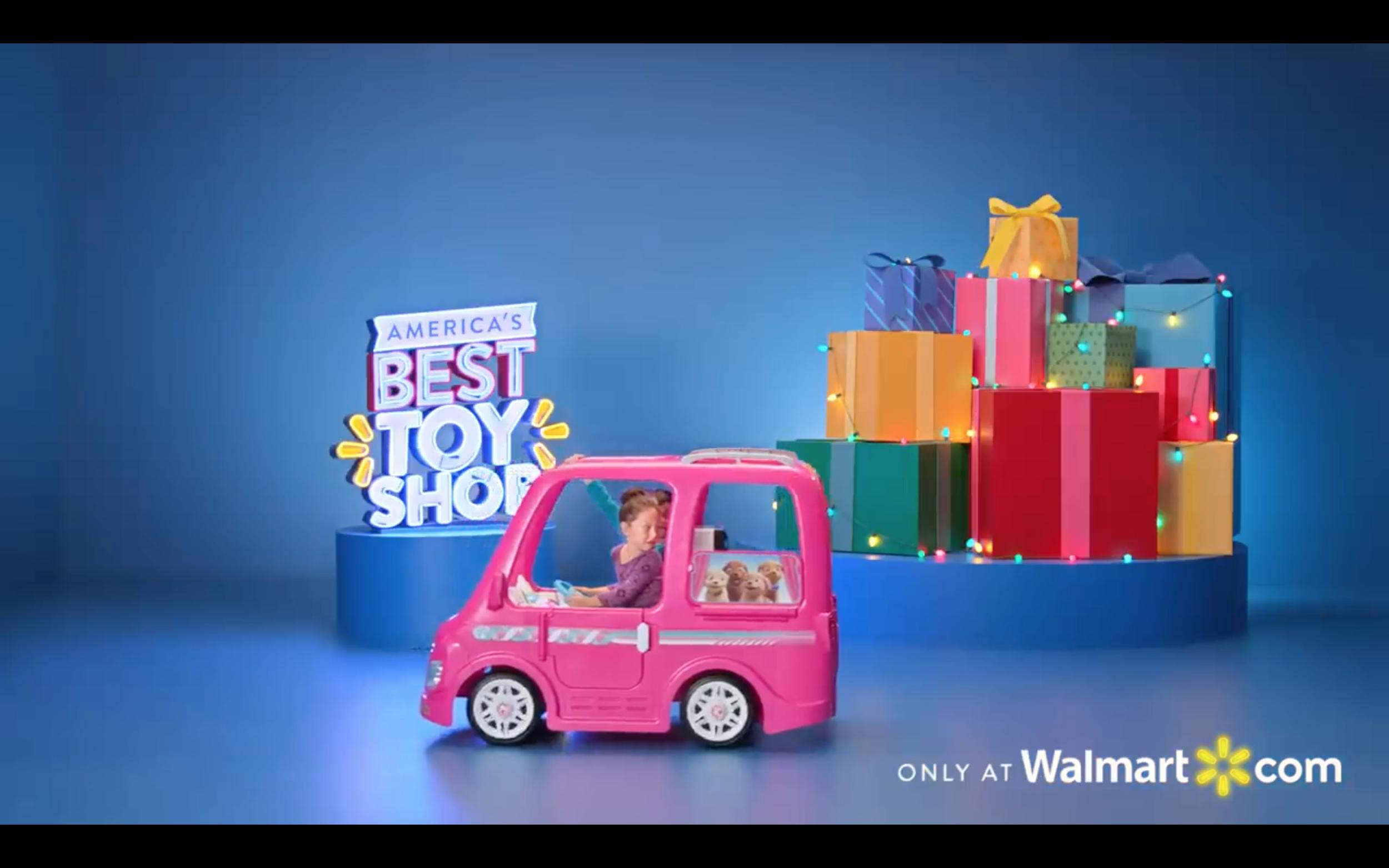 Walmart: BTS