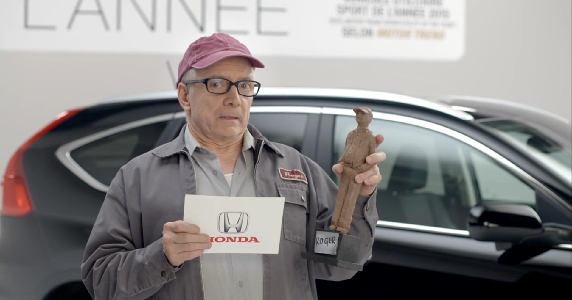 Honda / publicité