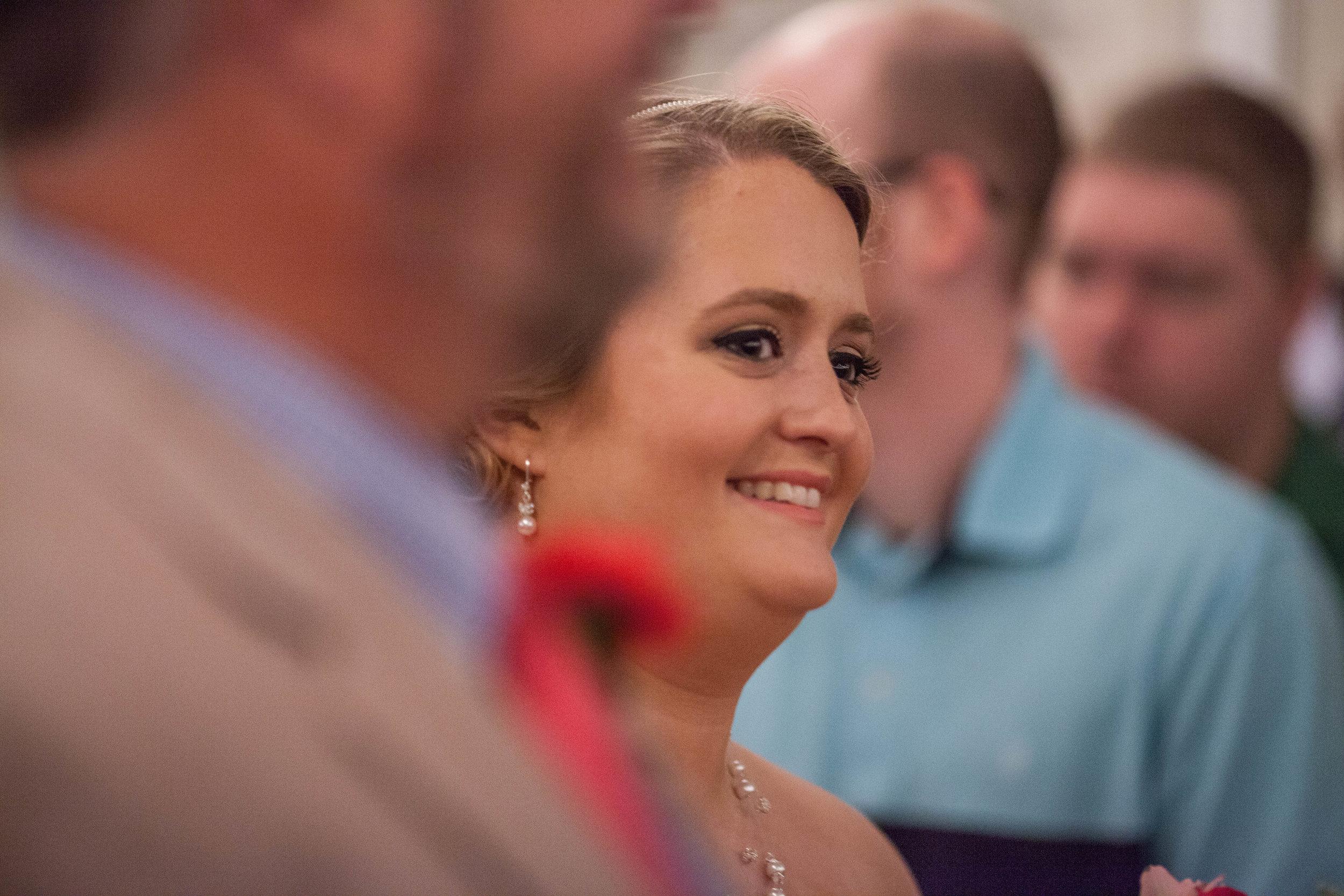 Beautiful Bride Smile
