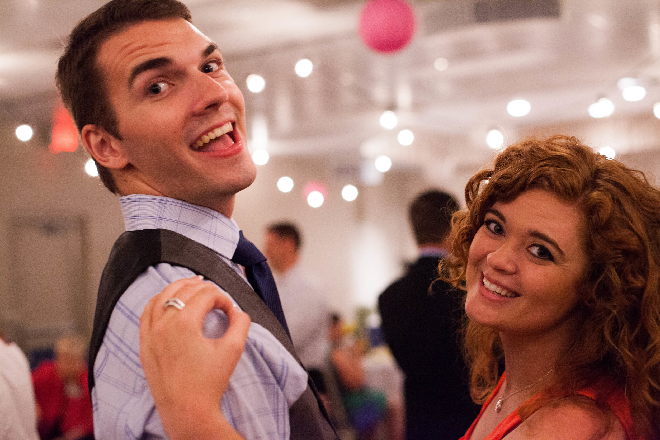 Dance Floor Marcus and Cassie