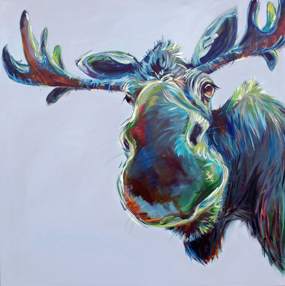 Barry-Wyatt Art - YLW/YYC/YEG