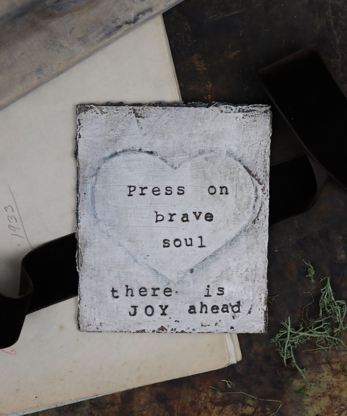 press on brave soul, there is joy ahead