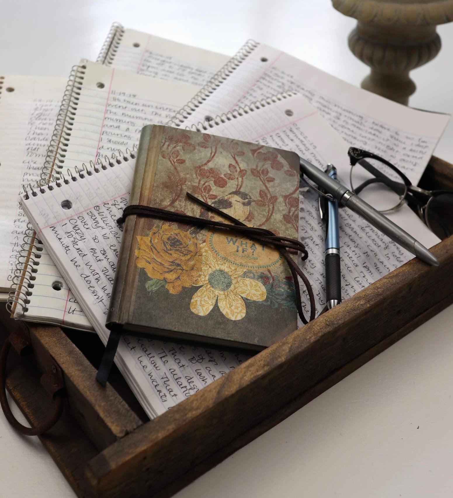 write every day, Julie Cameron inspired