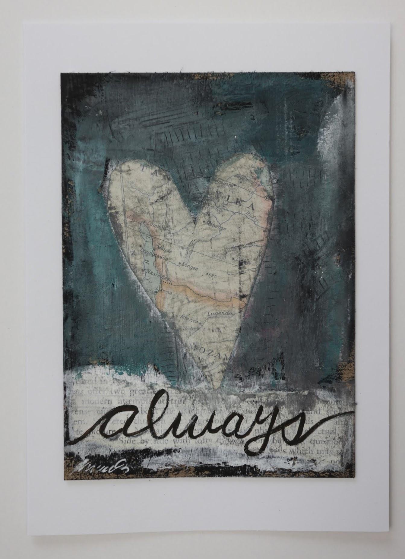 Always Heart Card