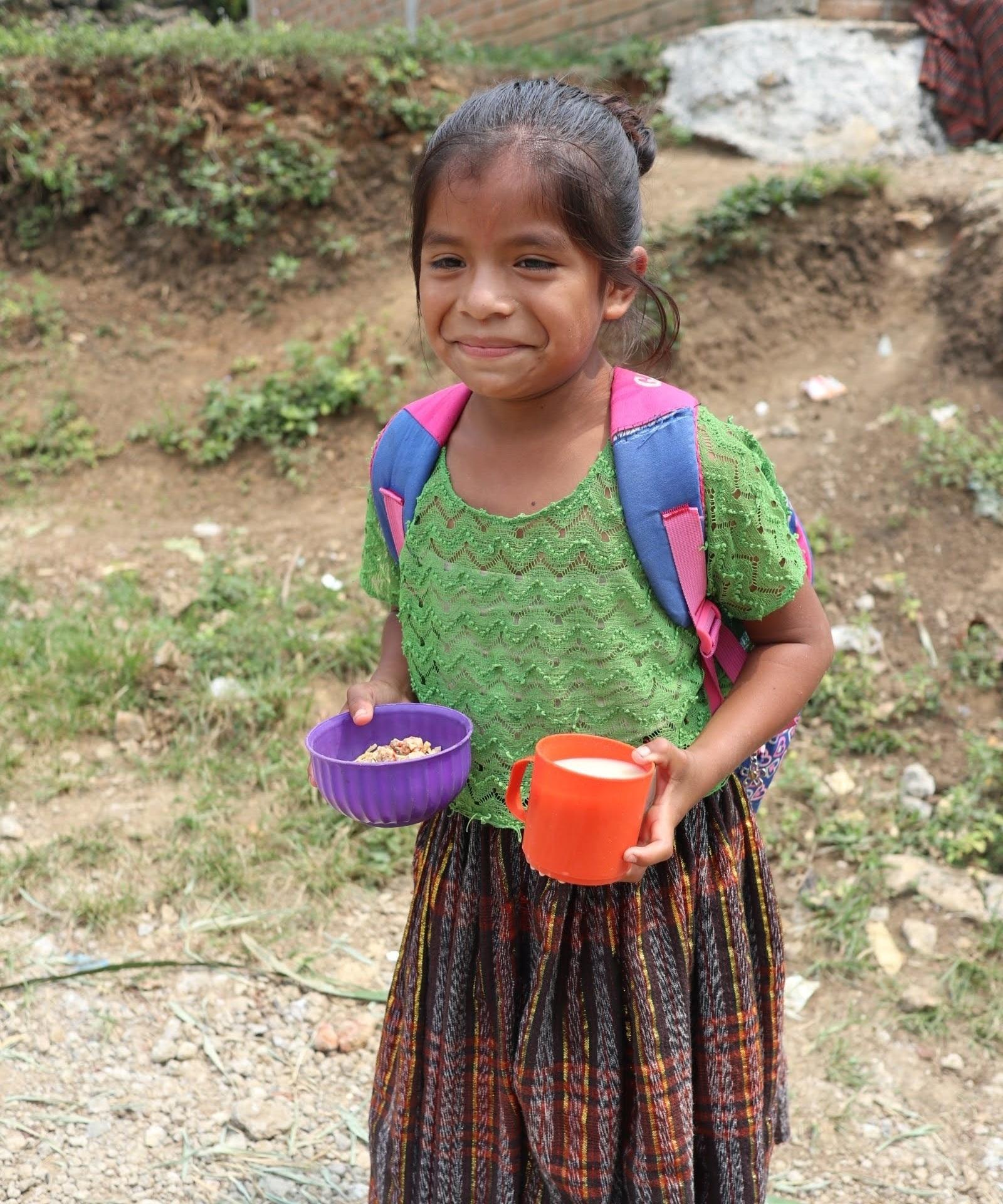 girl with lunch, guatemala.JPG