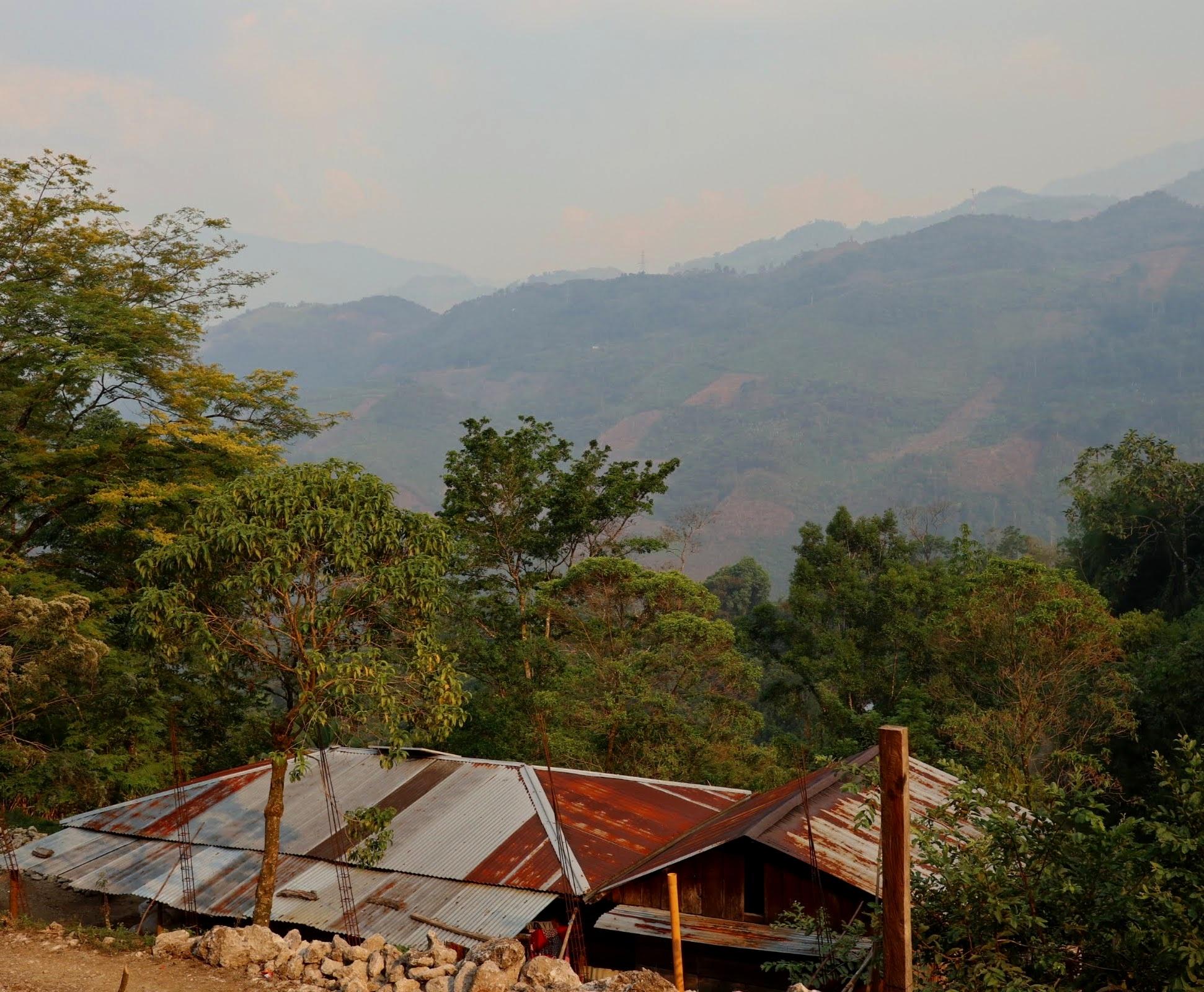 la ceiba village, guatemala.JPG