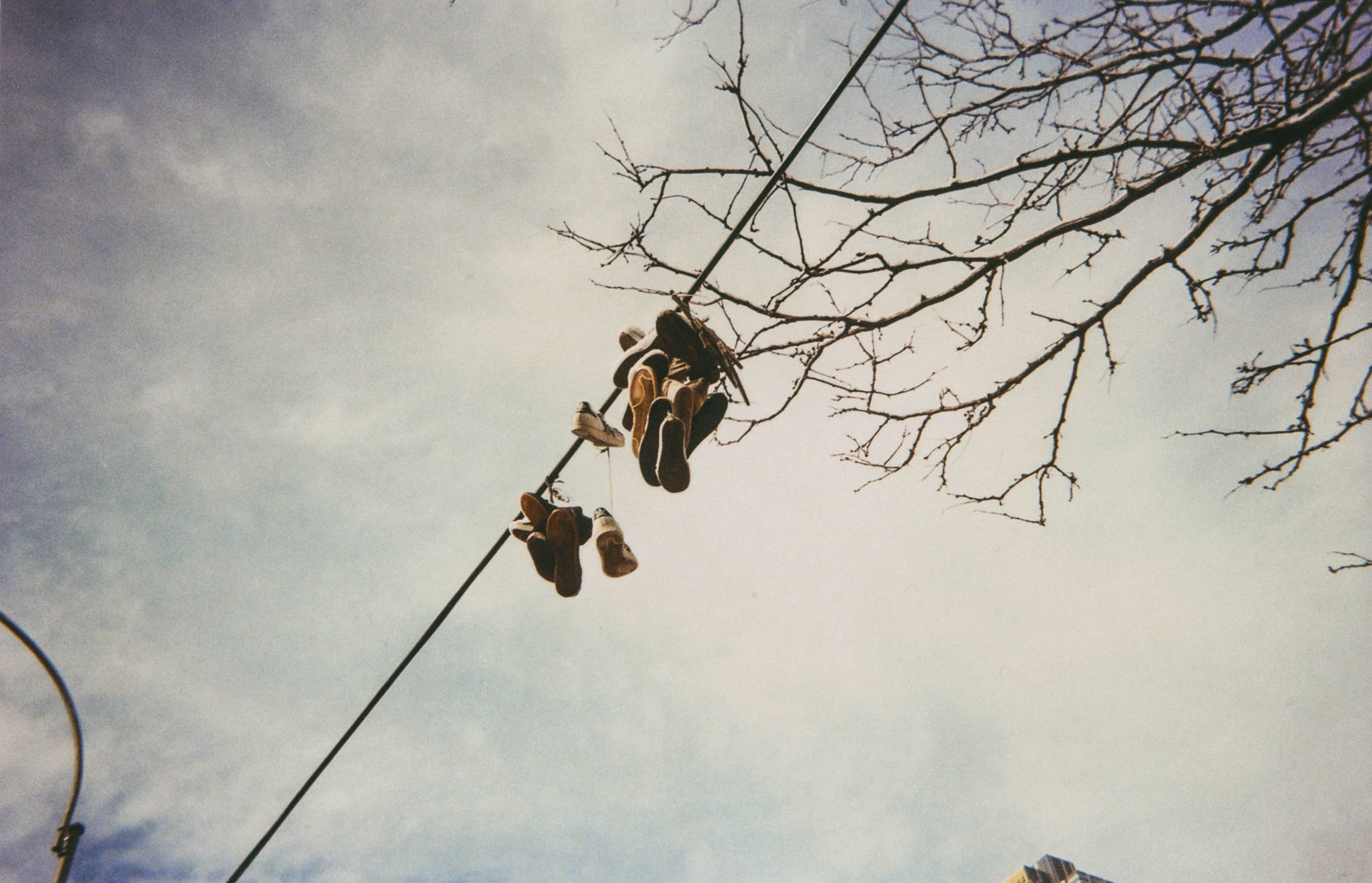 film nicole pumped up kicks sneakers on a phone line