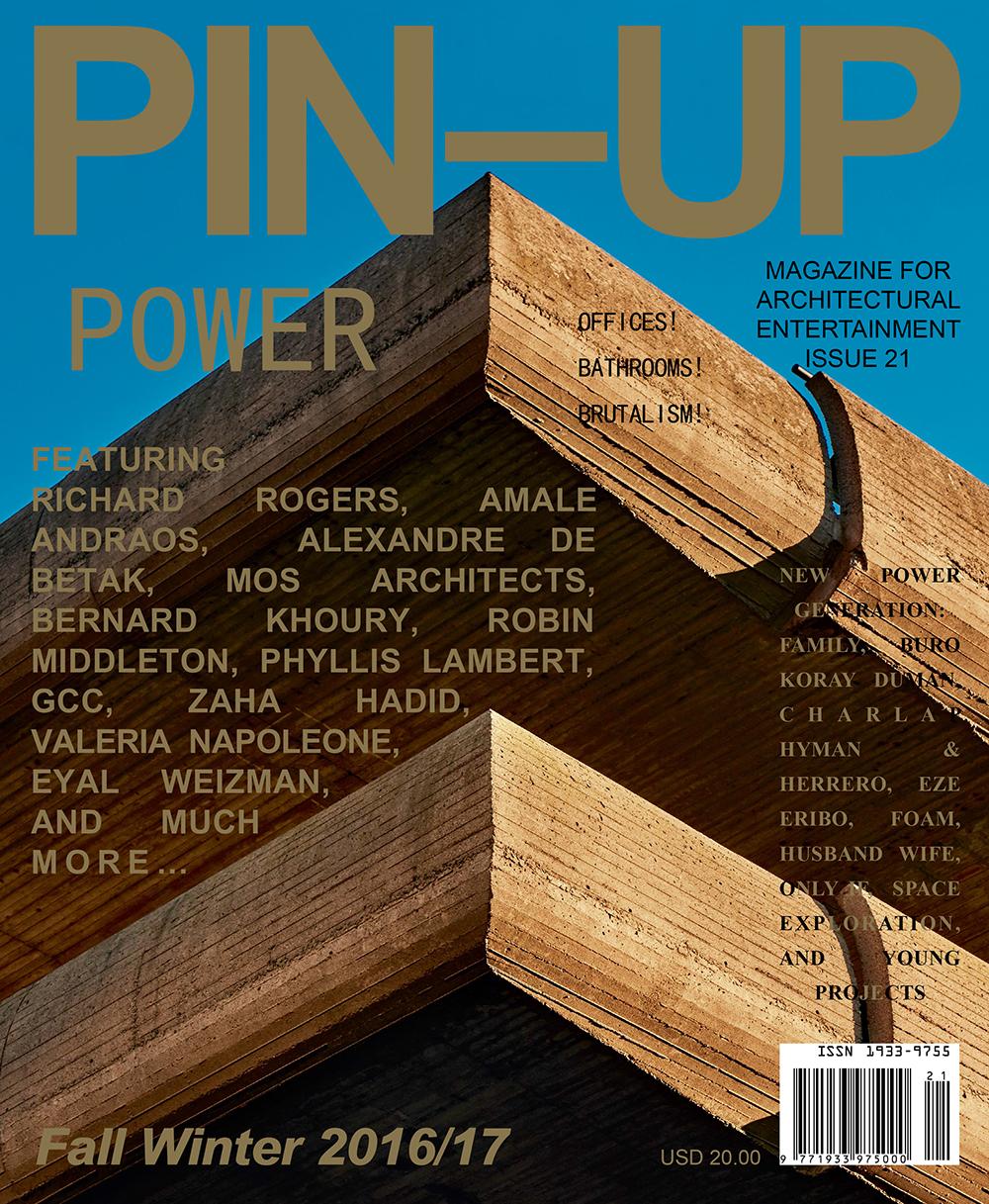 PIN-UP Magazine - POWER - November 2016