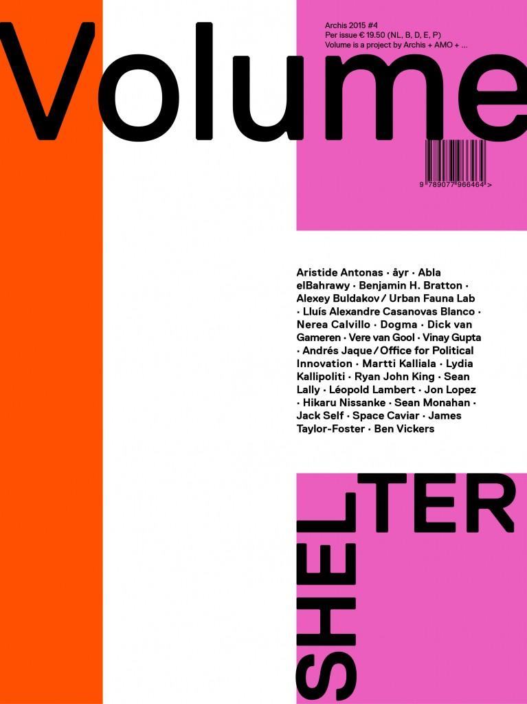 The Language of Crypto-Architecture - Volume #46: Shelter - November 2015