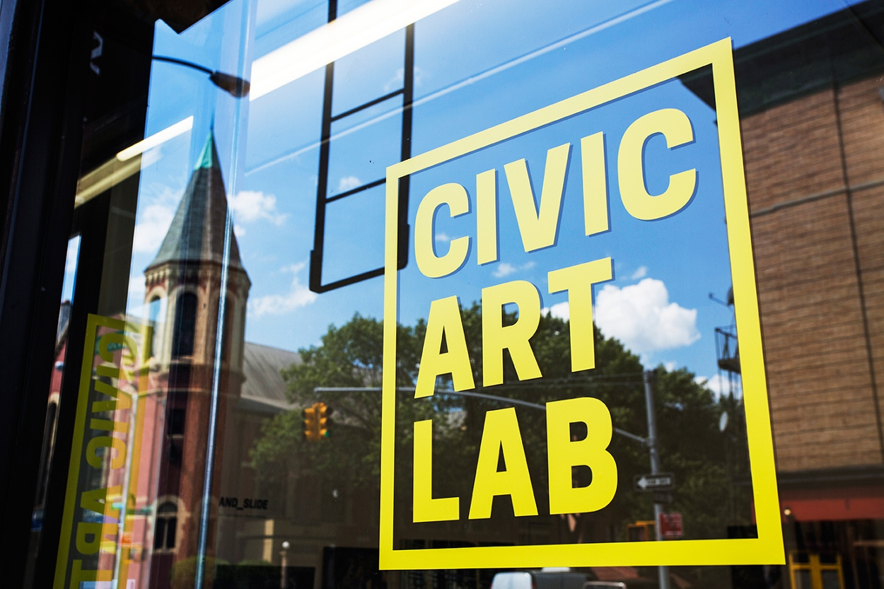 Blockchain Community Architecture - Civic Art Lab - July 2015