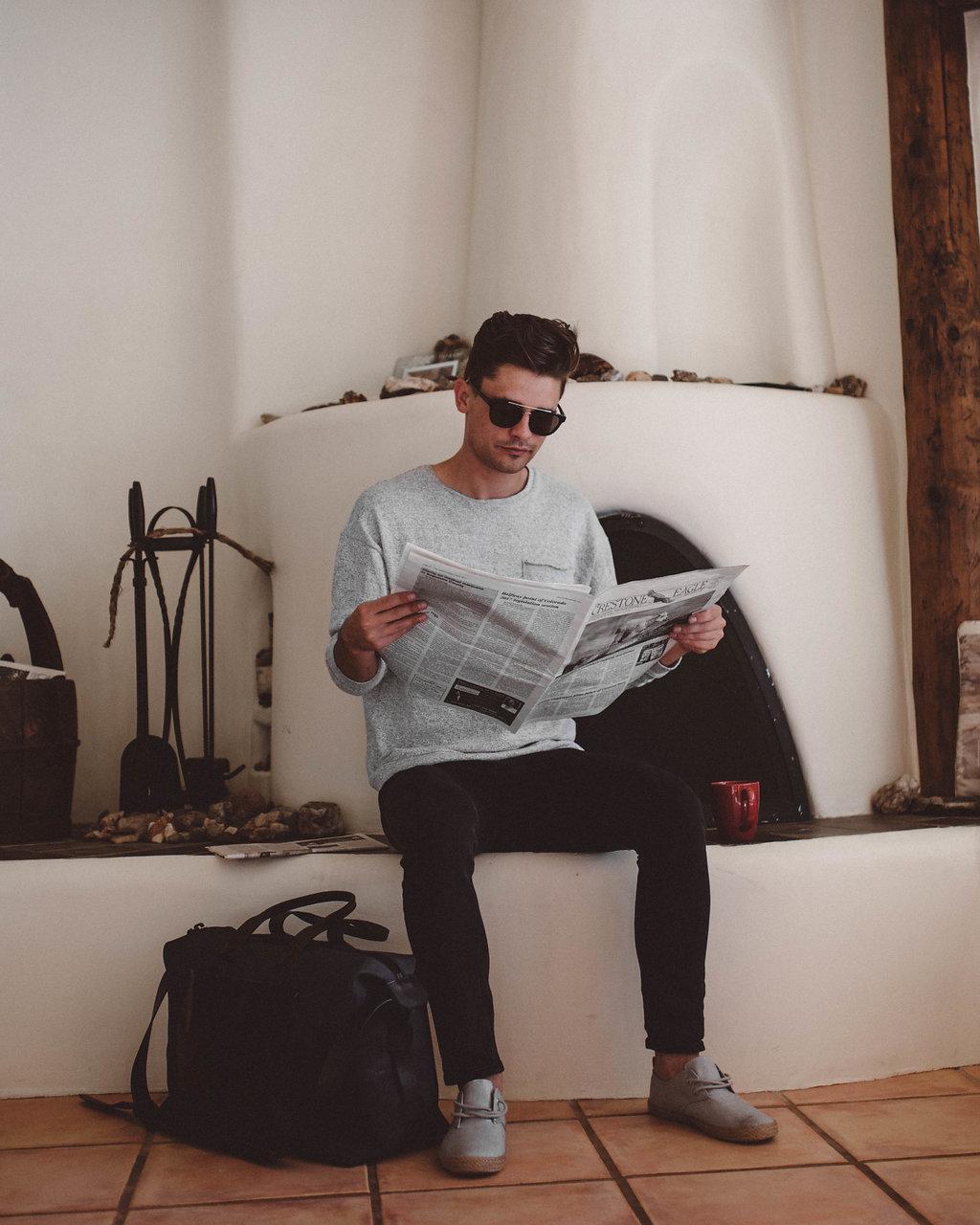 Jack Henry /  Sicky Eyewear /  Troubadour Goods / Pfeld Garments
