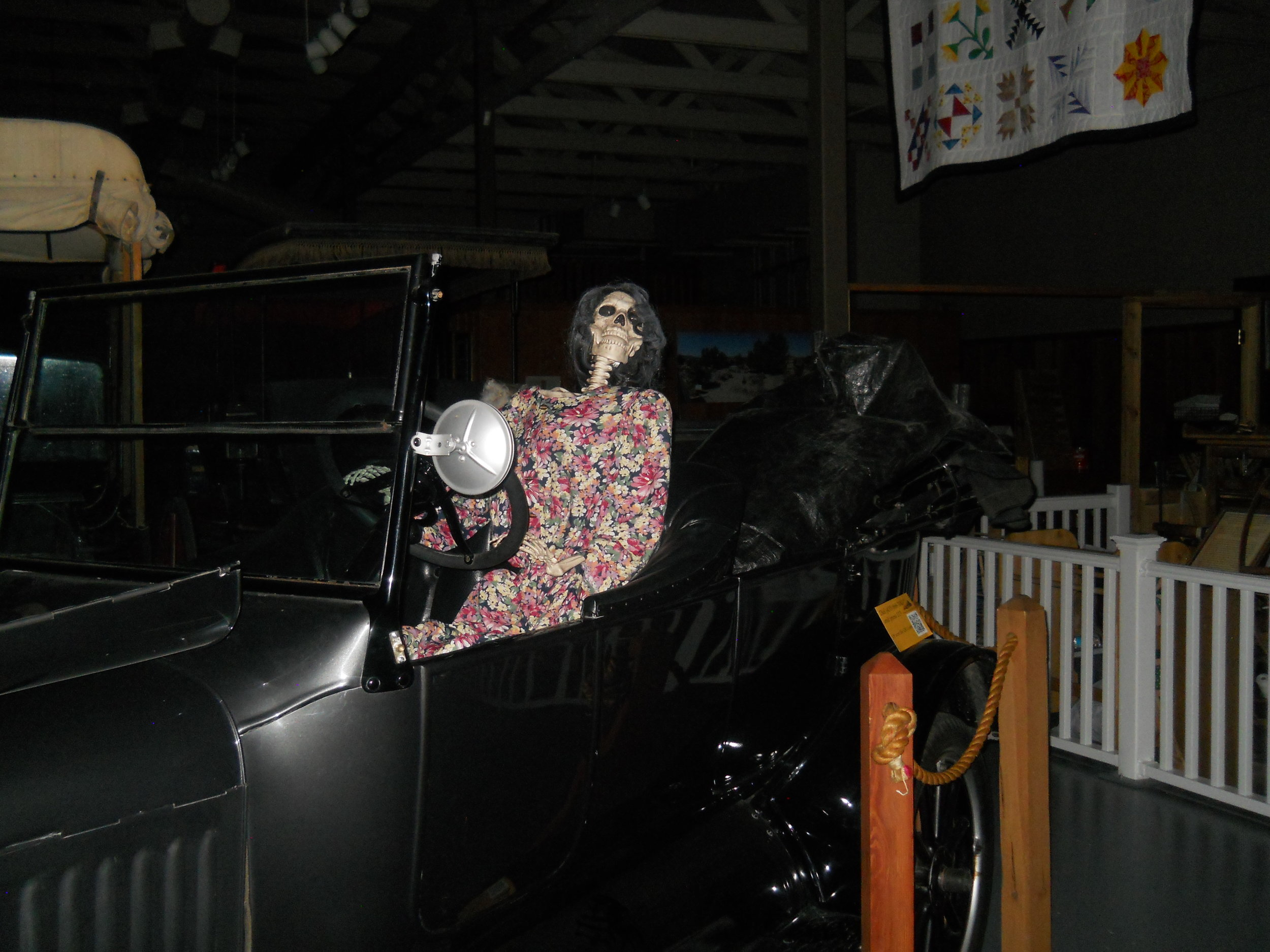 The Model T isn't for everyone.