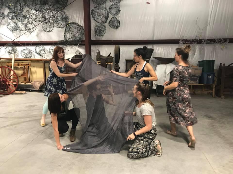 Rehearsing Pericles