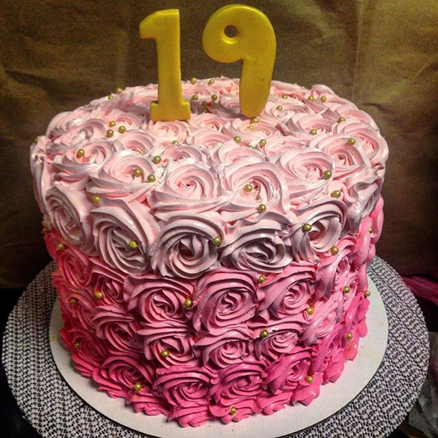 Cake that makes your grandma jealous. - Satisfied client