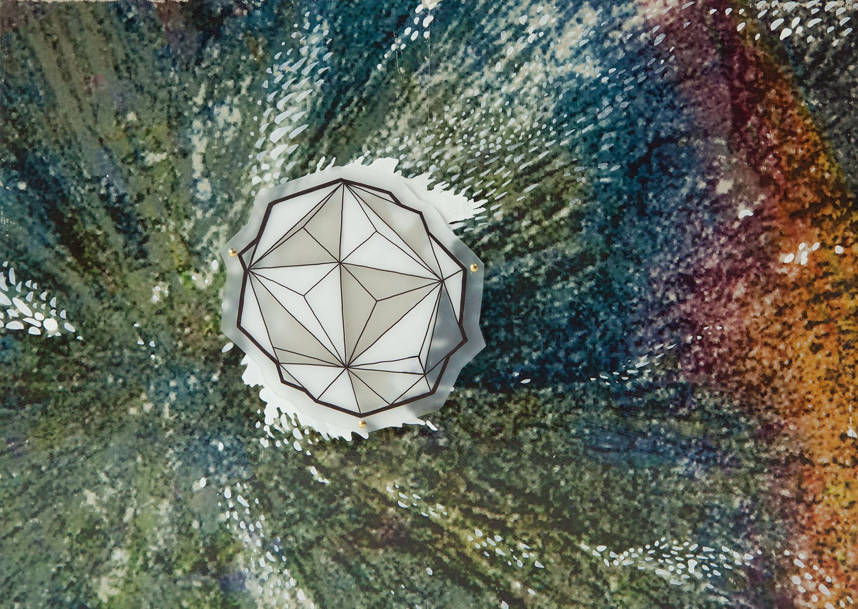 Pyrite Sun B