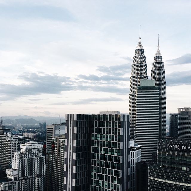 Concrete jungle. #malaysia #malayaco #travel #adventure #instatravel