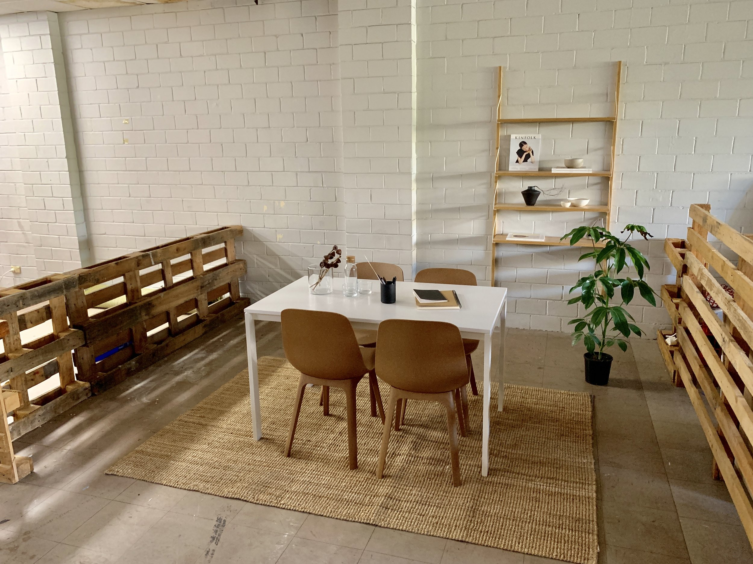 UPSTAIRS CREATIVE QUATERS  12 sqm open plan  $145 p.w + GST